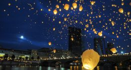 ArtPrize 2013, Remembering Chinese Lantern Launch 2012