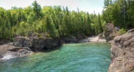 The Upper Peninsula in Michigan – A Favorite Vacation Spot… part one