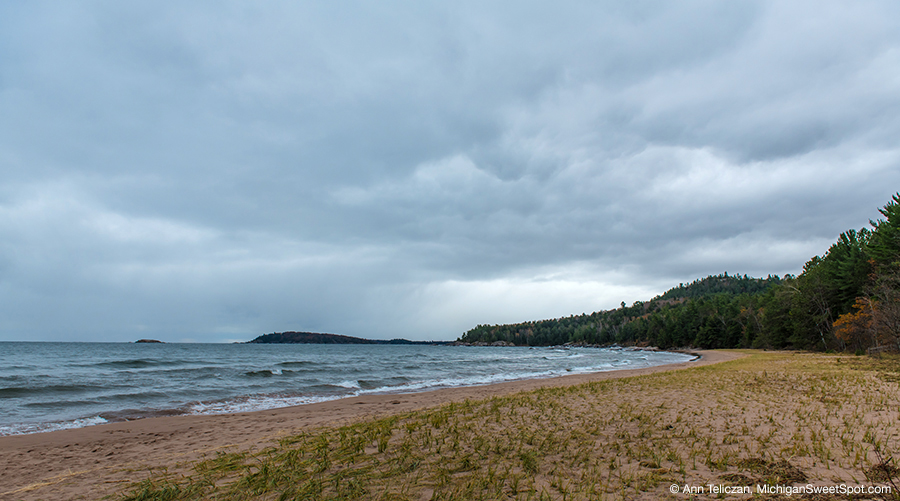 Wetmore Landing in Marquette, Michigan